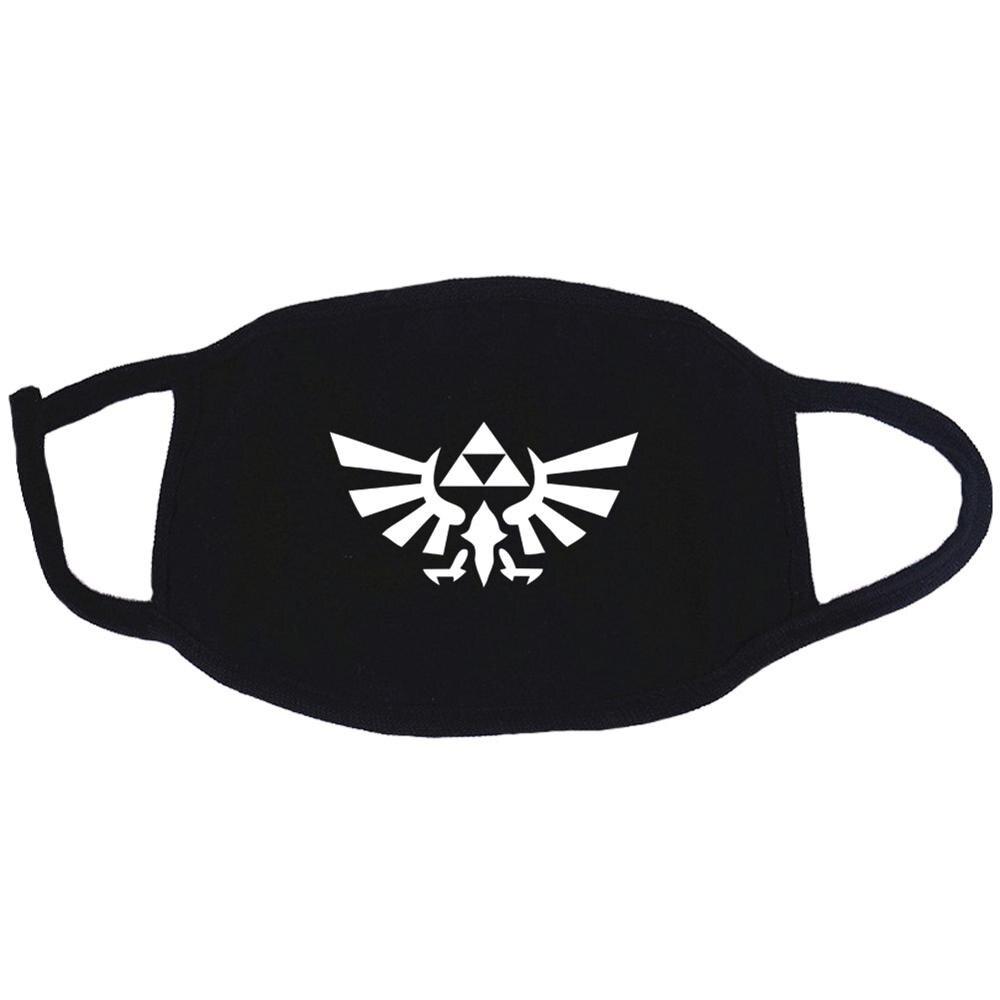 Game Mouth Mask Anti Dust Mask Cotton Mask Washable Mask Unisex Mask Face Mask Cosplay
