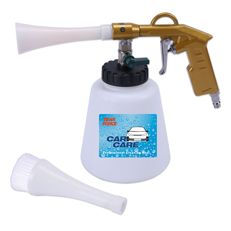 Image 3 - Tornado Pneumatic Air Compressor Foam Gun Car Interior Cleaning Gun Tornado Espuma Tool Car Detailing Tool-in Water Gun & Snow Foam Lance from Automobiles & Motorcycles