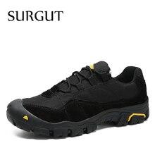 SURGUT męskie buty na co dzień wygodne mokasyny męskie mokasyny marki wiosenny i jesienny nowy mody trampki męskie buty żeglarskie rozmiar 38 ~ 46