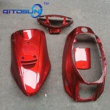 Для пробежки (50) 3KJ ABS Пластик мотоциклетная передняя крышка светильник боковая сторона крышки Аксессуары для мотоциклов