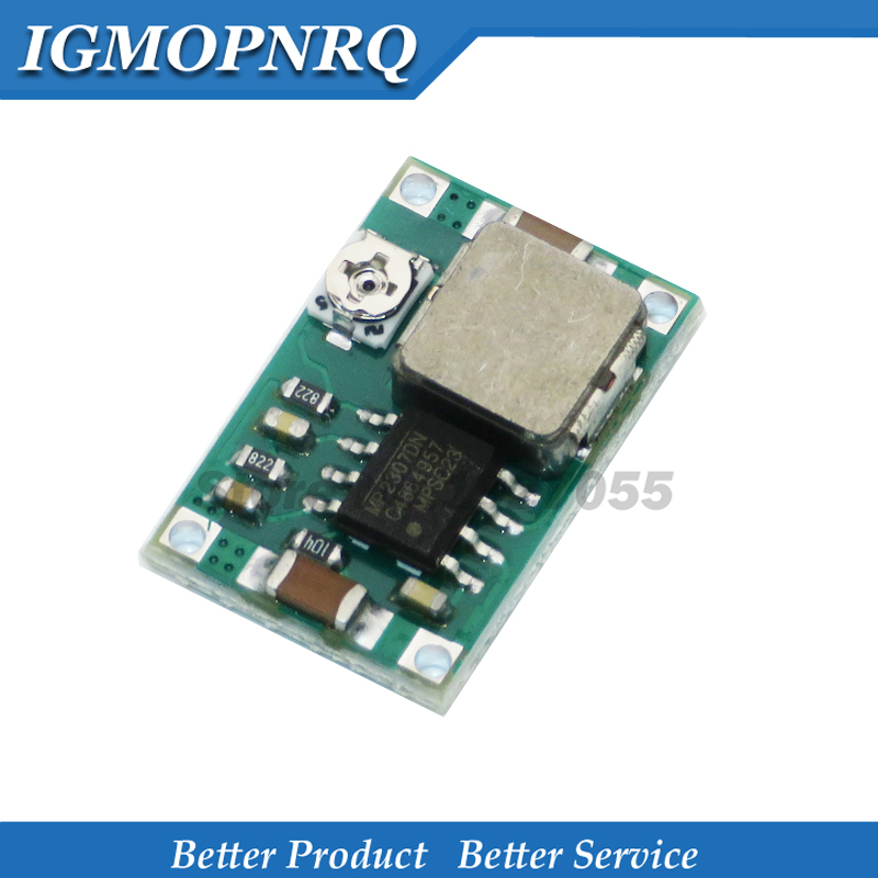 1PCS  Airplane Module Mini360  360 DC-DC Buck Non-isolated Converter Step Down Module For Flight Control Car