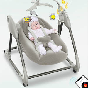 Cradle-Bed Chairs Recliner Baby-Assistant Newborn Electric Sleep Home with To Parents
