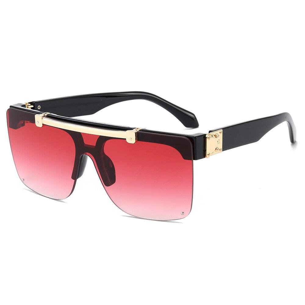 2020 New Style Brand Design Square Sunglasses Women Men Fashion Ladies Outdoor Sports Sun Glasses Shades Oculos De Sol Gafas