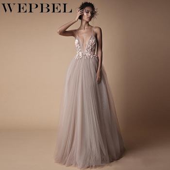 WEPBEL 2019 Women Sleeveless Halter Party Dress Sling Backless Evening Fashion Party Dresses white backless design halter sleeveless dress