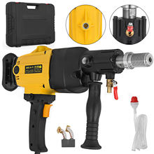 Core-Drilling-Machine Percussion-Core-Drill Diamond Handheld Wet VEVOR 2180W 160MM Dry
