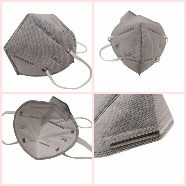 10Pcs Masks To Prevent SARS Flu Virus Outdoor Dust 4