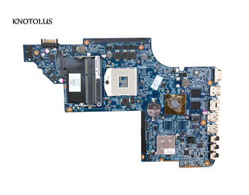 High quality free shipping Original 659149-001 for HP DV6T-6000 DV6-6000 Laptop Motherboard HM65 6570M 1G 100% tested working