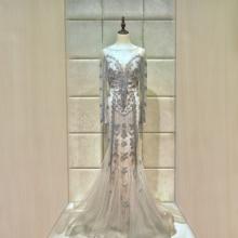 купить Dubai Luxury Evening dress 2019new vestidos de fiesta de noche robe de soiree  long dress по цене 14607.63 рублей