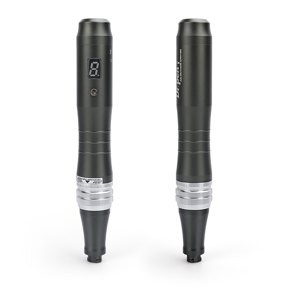 New Dr.pen M8 Microneedle Digital 6 Speed Wired Derma Pen For ANTS Microneedling Therapy Skin Rejuvenation Mesotherapy