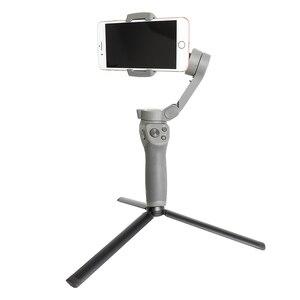 Image 5 - Stativ und Erweiterung Pole Set, handheld Selfie stick für Gimbal Stabilisator/DJI Osmo Mobile 3 2/ZHIYUN/Feiyu Montieren Zubehör