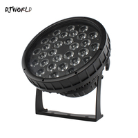 Djworld Factory Outlet Waterproof LED Par 30x12W RGBW Lighting Perfect For Clubs Stage TV studio Rental and Disco Nightclub Dj