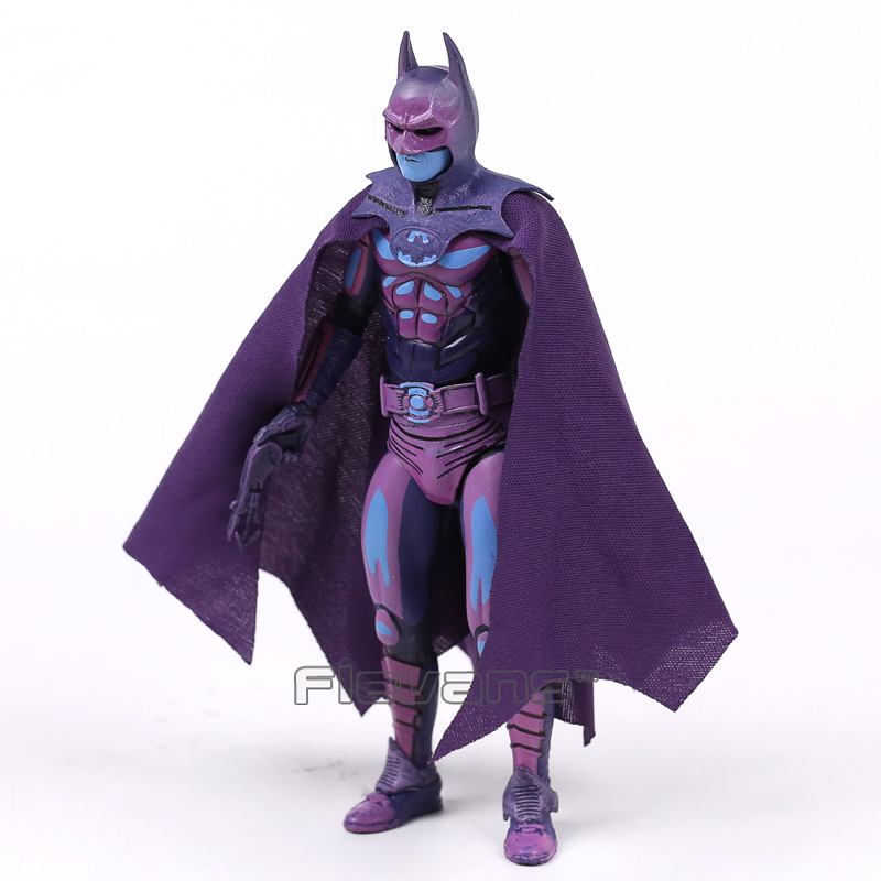 Image 5 - NECA  Classic Video Game Appearance Batman Action Figure Collectible Batman Model ToyAction & Toy Figures   -
