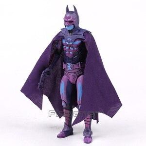 Image 5 - NECA لعبة فيديو كلاسيكية مظهر باتمان عمل الشكل تحصيل باتمان لعبة مجسمة