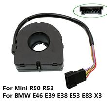Auto 6 Pins Lenkwinkel Sensor 32306793632 Für BMW E46 E39 E38 E53 E83 X3 Für Mini R50 R53 2001 2006
