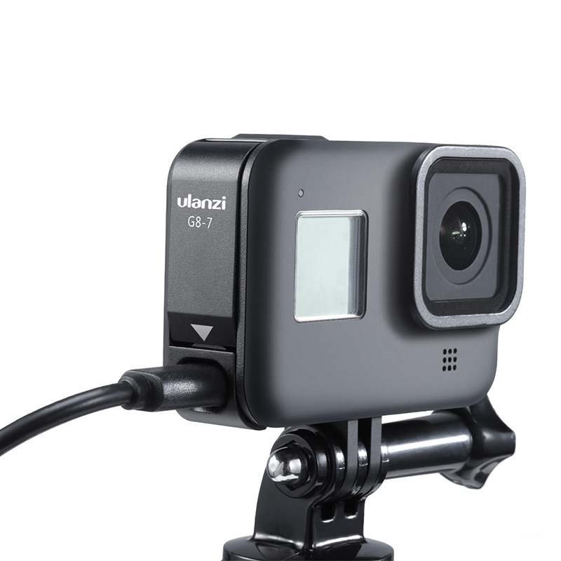 cheapest Ulanzi CentriGopro 360-degree Bullet Time Shots Effect Gopro Rig for Gopro 6 5 4 Sport Camera Accessories Gopro Videomakers
