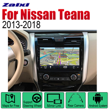 ZaiXi Android Car Radio Stereo GPS Navigation For Nissan Teana 2013~2018 Bluetooth wifi 2din Multimedia Player