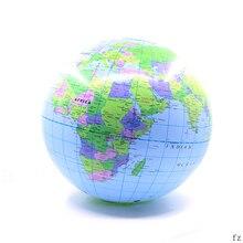 200 шт 30 см надувной глобус Карта океана мира, шар для детей, развивающий Глобус для детей