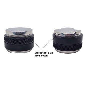 Spot, distribuidor de café expreso de 53mm, herramienta de distribución de Espresso, nivelador de café compatible con Portafilter de 54mm, vj-drop