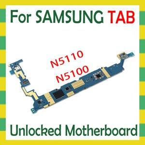 Image 2 - ロック解除マザーボード三星銀河タブの注意8.0 N5110 N5100無線lan 3グラムタブレットロジックボードアンドロイドos母ボード