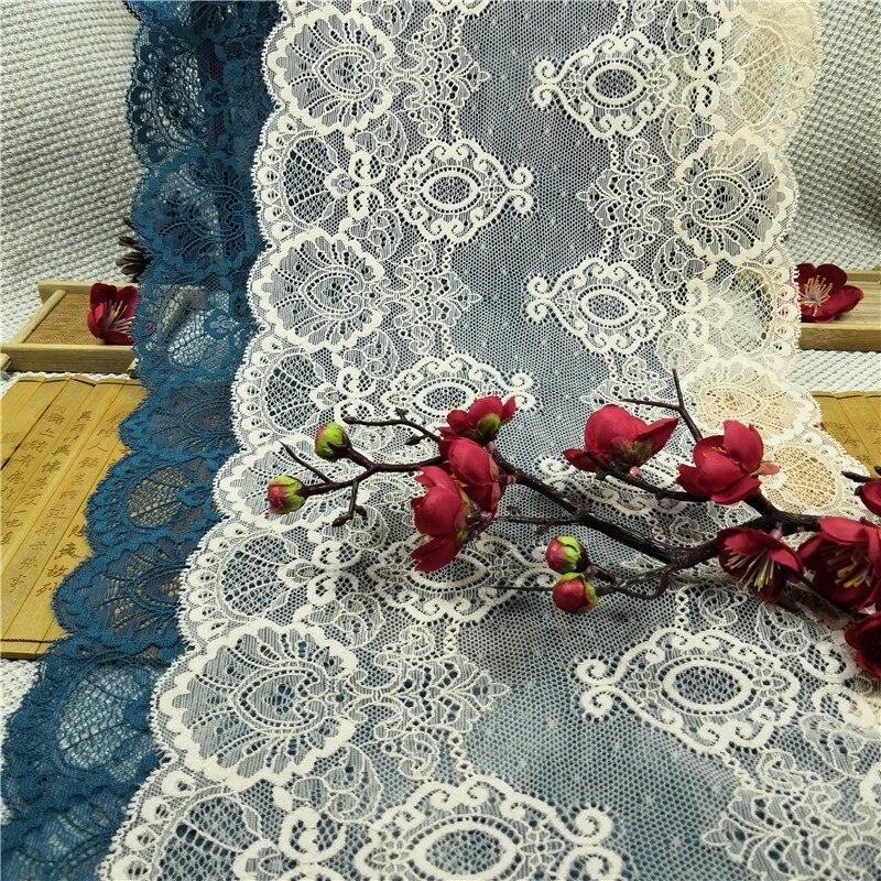 RR1780 24 см мягкие эластичные кружевные аксессуары ручная работа ткань материал кружева платье юбка