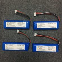 Com ferramentas para jbl carga 2 plus, carga 2 +, carga 3 2015 versão gsp1029102r carga 3 2016 versão gsp1029102a bateria