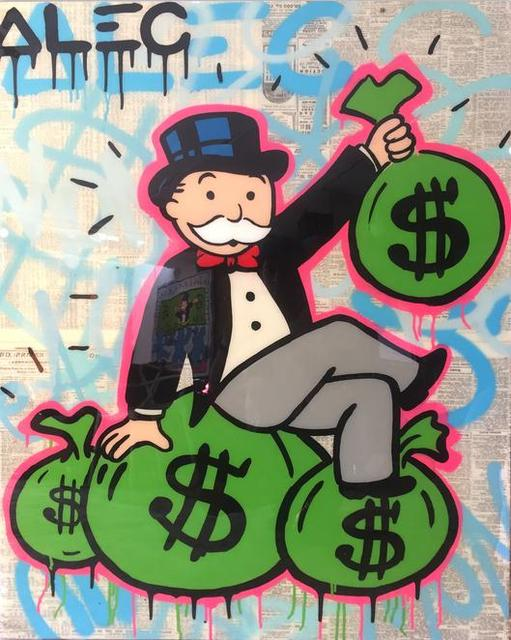 Alec Monopoly Best Wallpaper Wall Art Canvas Painting Posters Prints Modern Painting Wall Picture For Living Room Home Decor Art
