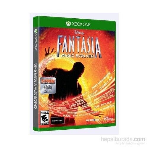 Музыка Disney Fantasia для Xbox One