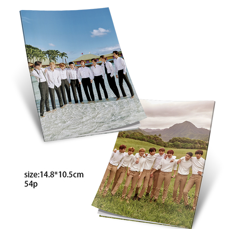Kpop EXO Photo Book 2019 Hawaii Summer Xiumin Chen HD Photograph Poster Picture EXO-L