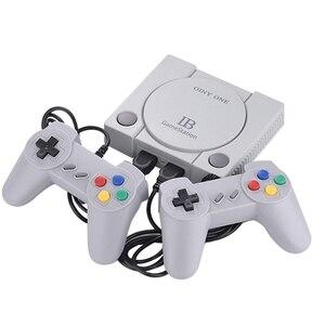 Image 1 - Mini 16Bit En 8Bit Tv Game Console Ingebouwde 648 Games Av Met Dual Gamepad Controles Retro Familie Klassieke Handheld game Spelers