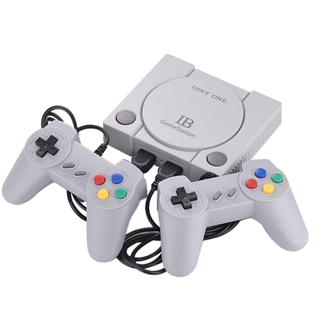 Mini 16Bit En 8Bit Tv Game Console Ingebouwde 648 Games Av Met Dual Gamepad Controles Retro Familie Klassieke Handheld game Spelers