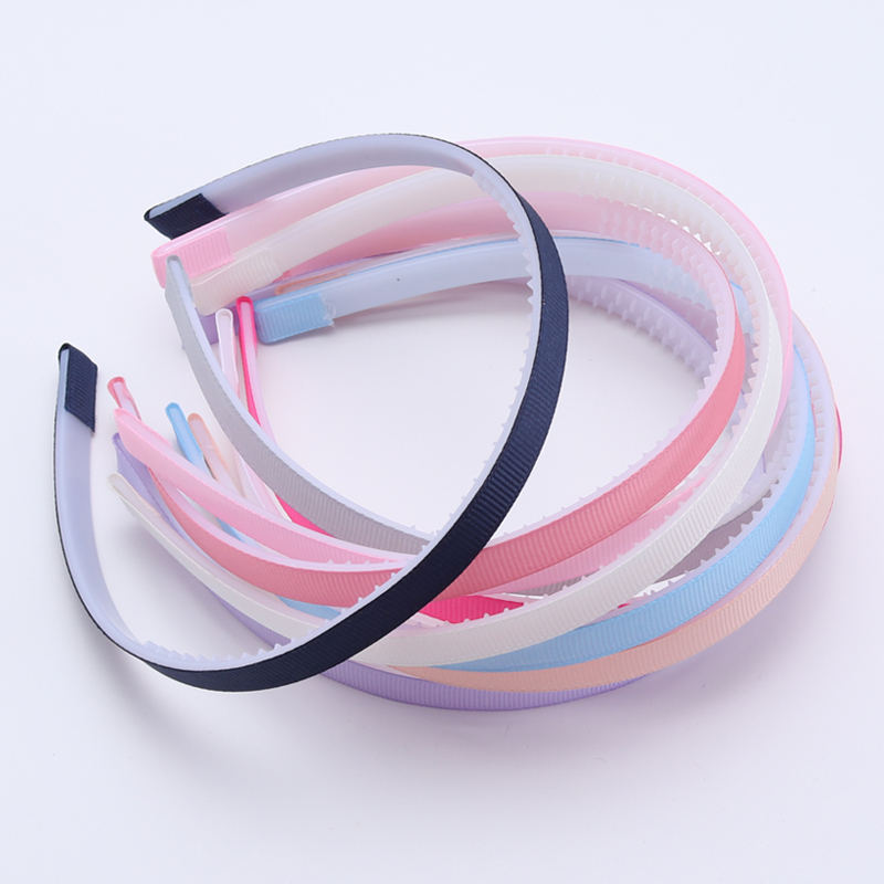 5Piece/lot  New ABS Girls Hairbands Children Step Teeth Headbands Kids Fashion Hair Accessories Gift