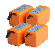 DuraPro – batterie 7800mAh avec indicateurs et Port de charge USB, pour SONY NP F960 F980 F550 F570 F750 F770