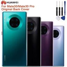 Huawei מקורי חזור סוללה כיסוי שיכון עבור Huawei Mate 30 פרו 5G Mate30 דלת אחורי שיכון אחורי כיסוי מגן מקרי טלפון