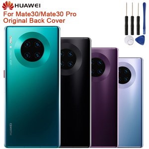Image 1 - Huawei carcasa trasera Original para móvil, carcasa protectora para Huawei Mate 30 Pro 5G Mate30