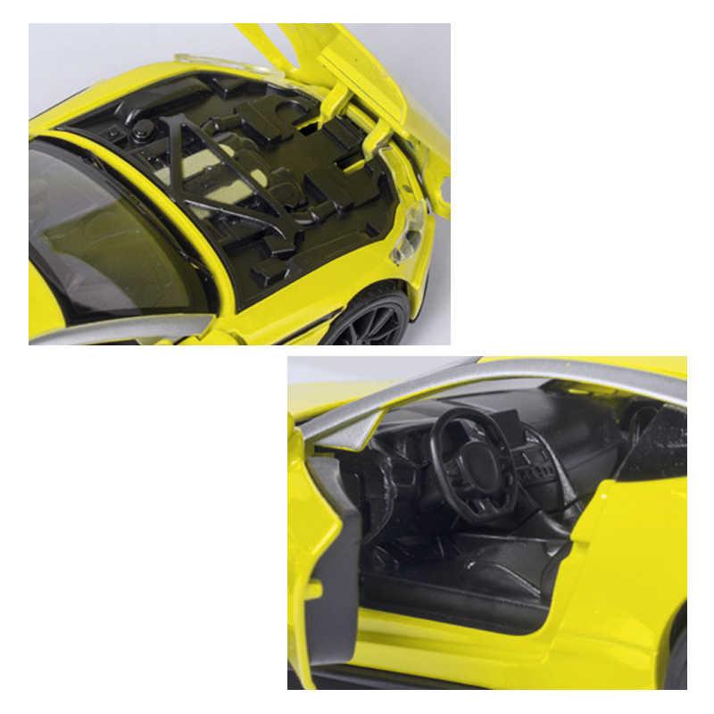 1:32 модель автомобиля из металлического сплава Diecasts Toy Vehicles DB11 AMR моделирование спортивные детские игрушки для украшения коллекции детский подарок