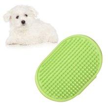 Силиконовая щетка для груминга домашних животных ухода за шерстью