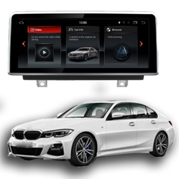 Car Multimedia player For BMW 3 Series G20 G21 2019 2020 CarPlay TPMS GPS Audio Radio Navigation NAVI