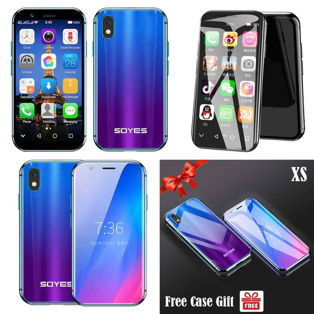 Entsperrt 4G Android Smartphone XS/X/7S/6S Quad Core Dual Sim Mini Mobile smart Telefon Gesicht ID Wifi Google play Freies Geschenk Fall