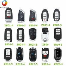 HKCYSEA العالمي KEYDIY KD الذكية مفتاح بعيد ZB01 ZB02 3 ZB02 4 ZB03 ZB04 ZB05 ZB06 ZB10 ZB22 ZB26 ZB28 ZB سلسلة ل KD X2