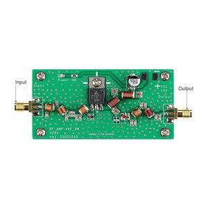 Image 4 - Aiyima 88 108mhz 6ワットvhfパワーアンプfm amplificador 12用fmトランスミッタrfラジオハムとヒートシンク