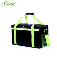 цена на 600D Pizza Bag Insulated Package Food Delivery Bag Outdoor Storage Bag Spring Summer Picnic Bags Large Thermal Cooler Ice Pack