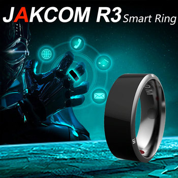 Jakcom R3 NFC Smart Ring Magic Finger Wear Wearable Smart Ring For iPhone Android IOS Windows Mobile Phone Clearance Sale