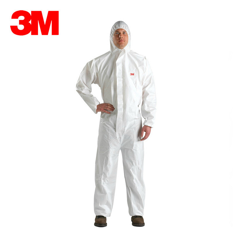 Protective Clothing Waterproof Reusable Isolation Suit Prevent Invasion Of Staff Dust-proof Coveralls Antistatic Overall Suit