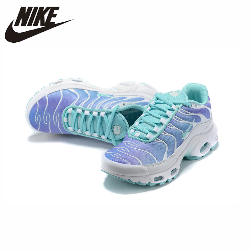 Nike Air Max Tn Plus Original Women Running Shoes New Arrival Air Cushion Outdoor Sports Sneakers #BV1239-100