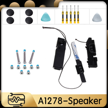 Left/Right Internal Speaker New Loudspeaker For Macbook Pro 13'' inch A1278 2011 2012 Year Replacement MC700 MD101 MD313 MD102