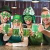 St. Patrick's Day Party Decortions Irish Day Green Clover Banner Balloon Saint Patricks Irish Day Funny Photo Props Decor Supply 5