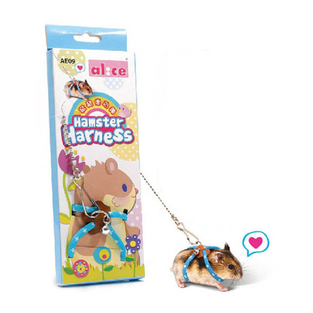 Home Goods Leashes For Guinea Pig Leash Hamsters Cavies Ferret Hamster Supplies Pets Products Squirrels Rabbits Show Leader Rope