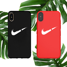 Soft Case For Iphone X 11 Pro Max Xs Xr 8 7 6 6s Plus Silicon Phone Cover Fashion Sports Brand Logo Coque Fundas11 Pro Max Cases цена и фото