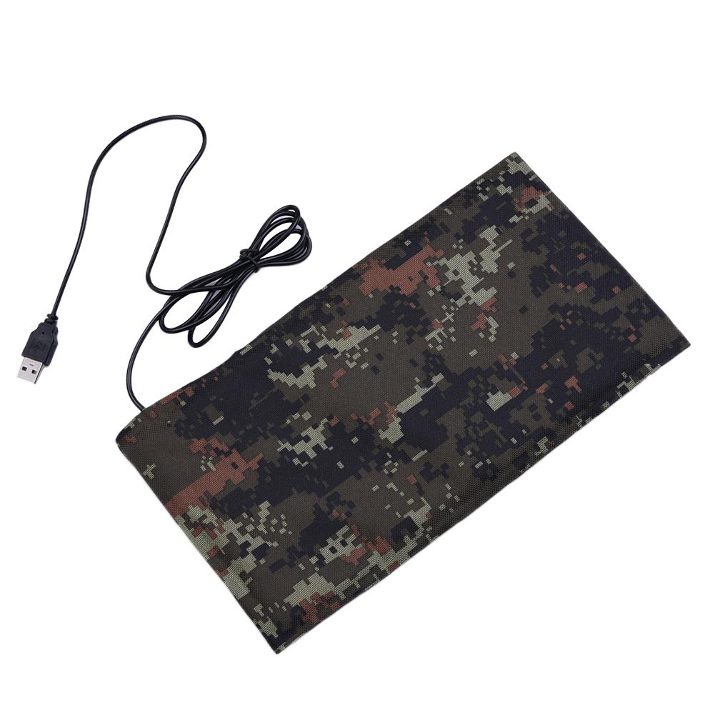 Newest Pet Heating Pad Reptile Heating Pad USB Heating Sheet Carbon Fiber Pet Heating Pad #BW