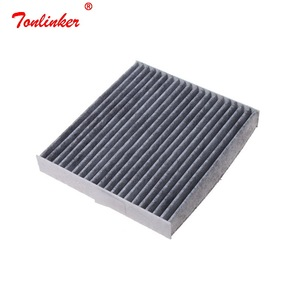 Image 1 - Car Cabin Filter For Suzuki 2014 2015 2016 2017 Model New VITARA Alivio 1.4T 1.6T Air conditioning Filter